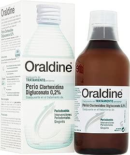Enjuague Bucal - Oraldine Perio clorhexidina 0.2% - 400ml