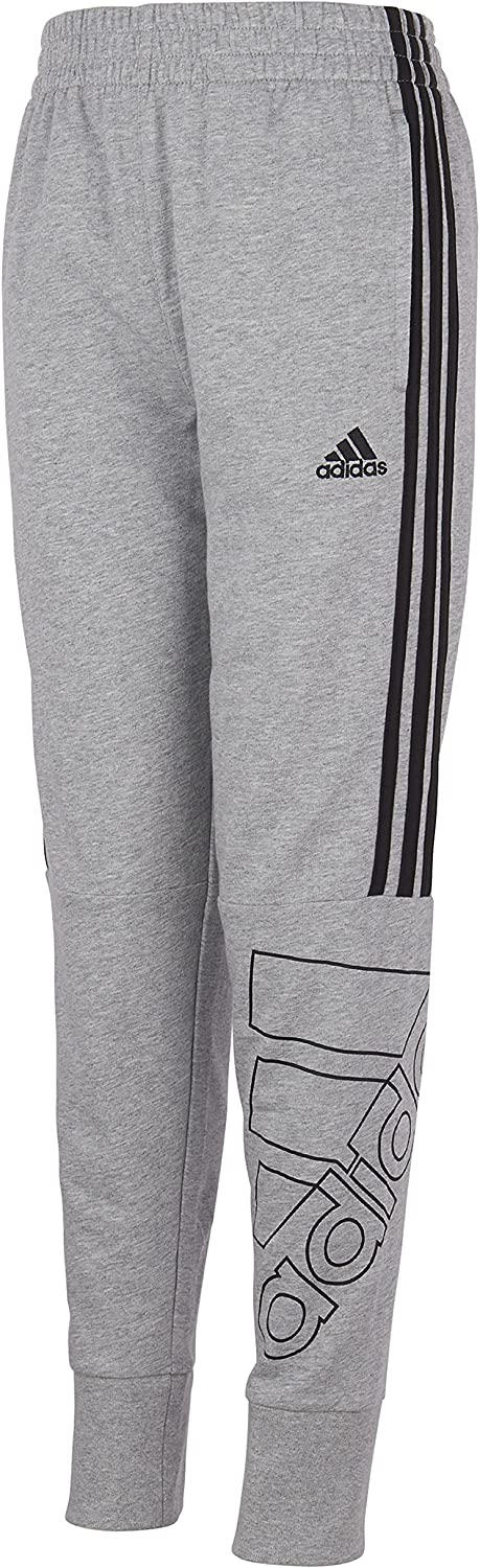 adidas Boys' Brand Love French Terry Jogger: Clothing, Shoes & Jewelry