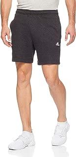 adidas Men's Sports ID Logo French Terry Short