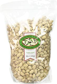 Fiddyment Farms 3 Lb Lightly Salted In-shell Pistachios