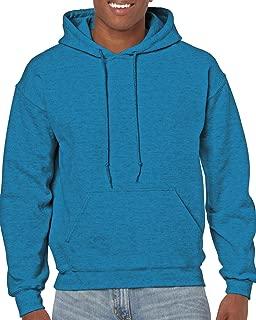 men's v neck hoodie