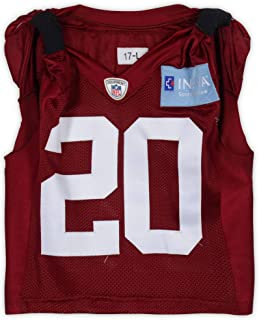 Landon Collins Washington Redskins Practice-Used Red #20 Jersey from Practice during the 2019-20 NFL Season - Size L - Fanatics Authentic Certified