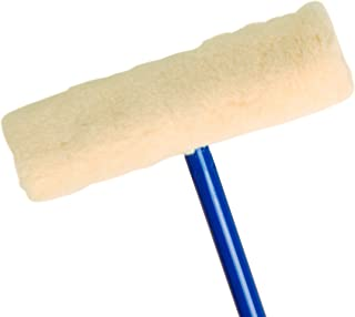 Ettore 33210 Water-Based Floor Finish Applicator with Pole, 10-Inch