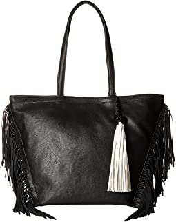 Weston Tote with Fringe