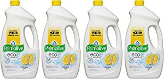 palmolive eco gel dishwasher detergent