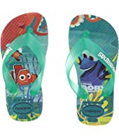 Havaianas Kids - Nemo and Dory Sandals (Toddler/Little Kid/Big Kid)