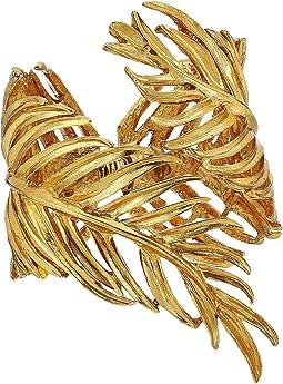 Oscar de la Renta - Palm Leaf Bracelet