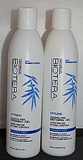 Naturelle Biotera Alcohol-Free Styling Defining Gel 13.5 oz (2 pack)