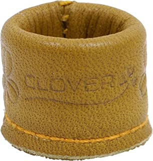 Clover leather thimble M