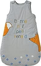 TOG 3- coloris marron choc gigoteuse nomade 3 en 1 /à manches amovibles pour lit Gigoteuse hiver naissance 0-6 mois Ptit Basile poussette et si/ège auto Gigoteuse chaude douce et confortable avec son enveloppe en jersey 100/% coton Bio