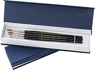 winsor and newton sable watercolour brushes