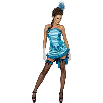 FEVER - Disfraz de cabaret para mujer, talla M (38) (FV33436-M ...