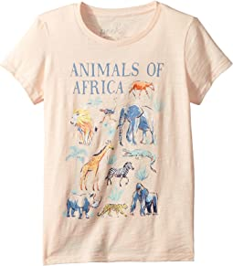 Animals of Africa Tee (Toddler/Little Kids/Big Kids)