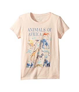 Animals of Africa Tee (Toddler/Little Kids/Big Kids)