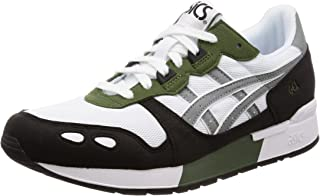 691956dd8a ASICS Unisex Adults' Gel-Lyte Low-Top Sneakers, (White/Stone