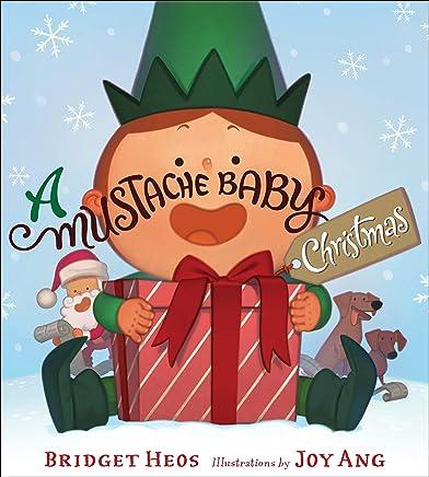 A Mustache Baby Christmas (English Edition)