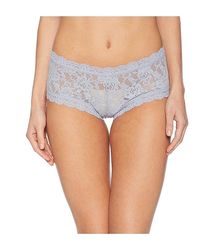 Hanky Panky Signature Lace Boyshort (Shining Armor) Women's Underwear