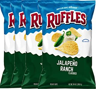 Best jalapeno and ranch ruffles Reviews