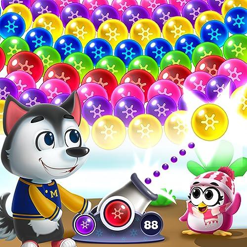 Frozen Pop - Bubble Shooter-Spiele mit Freunden