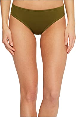 Core Solids Full French Bikini Bottom