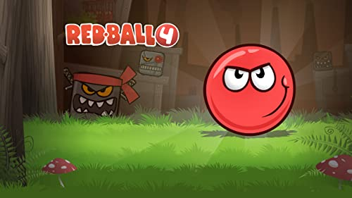 『Red Ball 4』のトップ画像