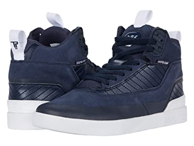 Supra Penny Pro (Navy/White) Men
