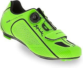 Spiuk Altube Road Shoe, Unisex Adult, Unisex Adult, Altube Road, Green/Black, 38