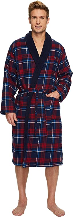 Fleece Line Robe