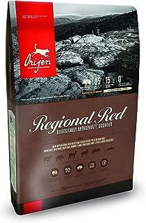 regional red dog food