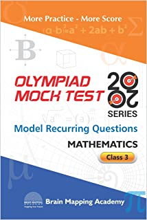 Mock Tests 20-20-Class-3-Math