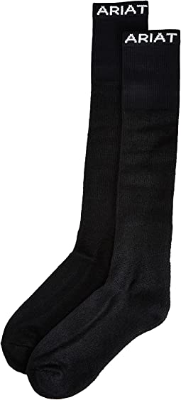 Ariat Over The Calf Boot Socks