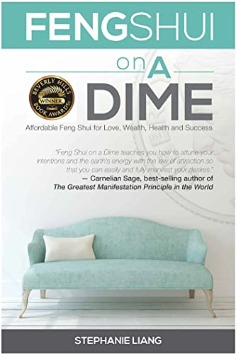Books By Stephanie Liang_feng Shui On A Dime Affordable Feng Shui ...