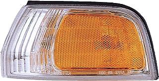 Dorman 1630712 Front Driver Side Turn Signal / Parking Light Assembly for Select Honda Models