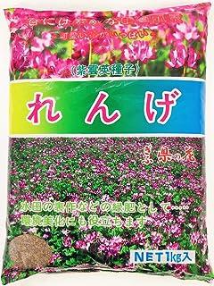 レンゲ種子1kg 約1.3L