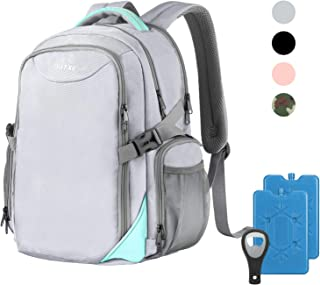 """OUTXE Cooler Backpack Insulated Cooler Bag 22L for 15"""" laptops Lunch Backpack"""