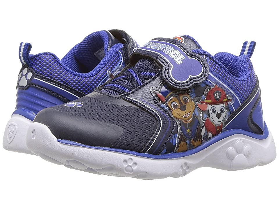 Josmo Kids Paw Patrol Sneaker (Toddler/Little Kid) (Blue/Black) Boys Shoes