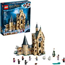 LEGO Harry Potter and the Goblet of Fire Hogwarts Clock Tower 75948 Building Kit, New 2019 (922 Pieces)