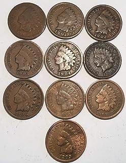 a7c984dfb2447 Amazon.com: 1909 Indian Head Cent - 1900-1920 / Coin Sets ...