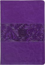The Passion Translation New Testament (2020 Edition) Large Print Violet: With Psalms, Proverbs, and Song of Songs (Faux Le...