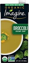 Imagine Organic Creamy Soup, Broccoli, 32 oz.