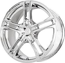 Verde Custom Wheels Protocol Chrome Wheel (18x7.5