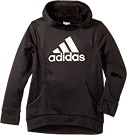 adidas Kids - Performance Hood Sweatshirt (Big Kids)