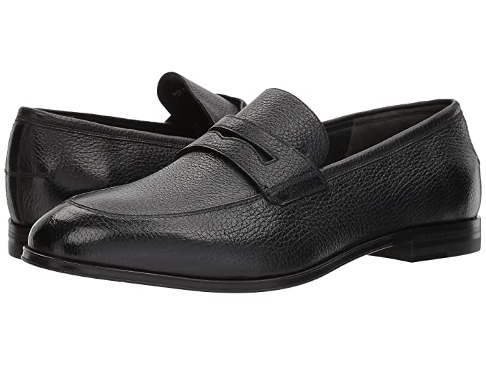 Bally  Webb Loafer (Black) Mens Lace up casual Shoes