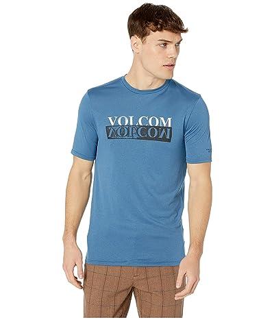 Volcom Effect Short Sleeve (Royal) Men
