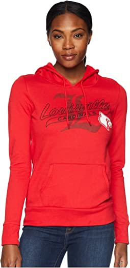 Louisville Cardinals Eco University Fleece Hoodie