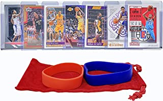 Lou Williams Basketball Cards Assorted (7) Bundle - Los Angeles Clippers Trading Card Gift Pack