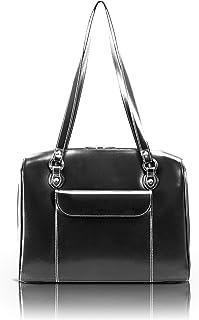 "McKlein USA Glenview 15.4"" Leather Ladies Laptop Case"
