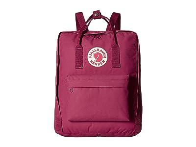 Fjallraven Kanken (Plum) Backpack Bags