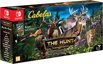 cabela's the hunt switch bundle
