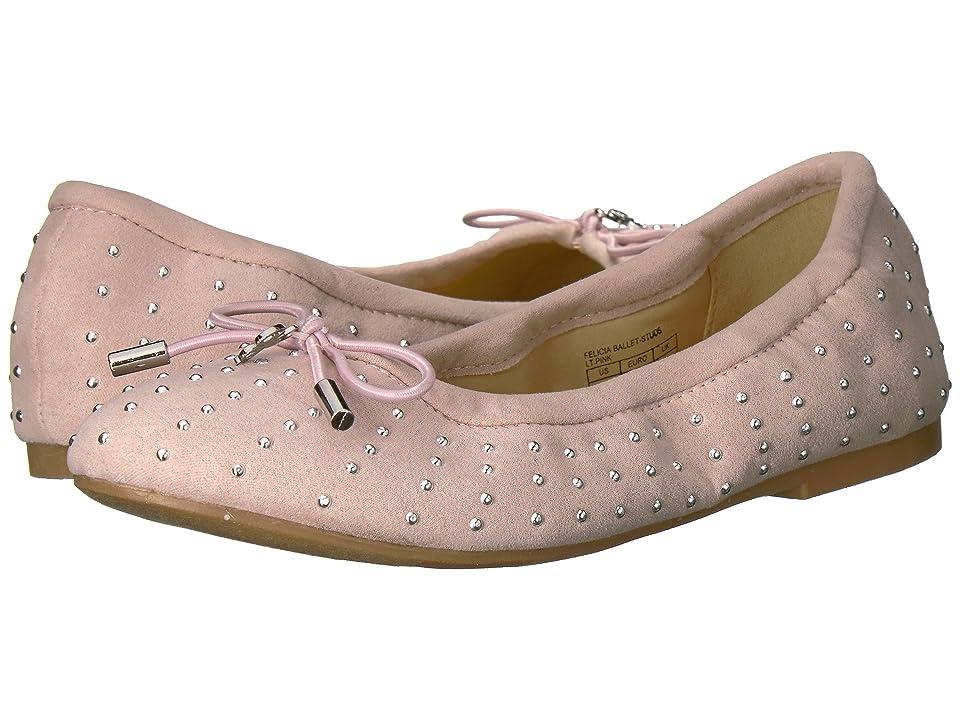 Sam Edelman Kids Felicia Ballet Studs (Little Kid/Big Kid) (Light Pink) Girl